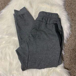 Nike tech grey sweatpants joggers size medium